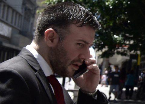 destituido. El fiscal Fernando Rodrigo fue apartado del cargo tras comprobarse que había ordenado escuchas a teléfonos de su ex y el entorno de ella.