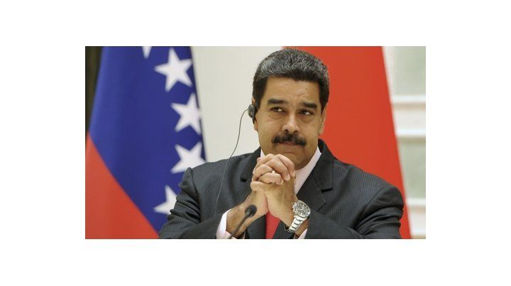 en problemas. Nicolás Maduro planteará una renegociación como única alternativa a la cesación de pagos.