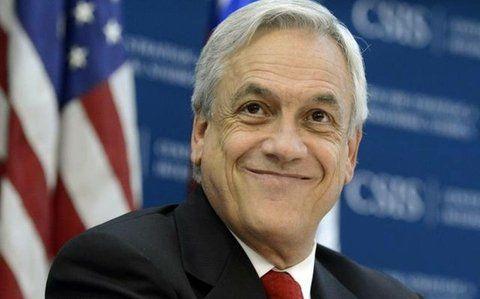 de vuelta. Sebastián Piñera ya fue presidente entre 2010 y 2014.
