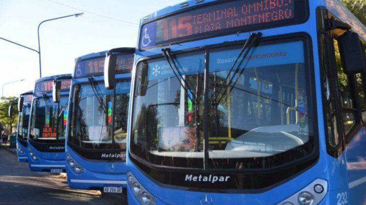 El municipio apuesta a reforzar el sistema de transporte público con recaudación propia.
