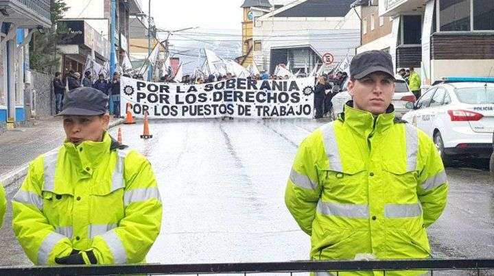 Congelan salarios metalúrgicos de Tierra del Fuego