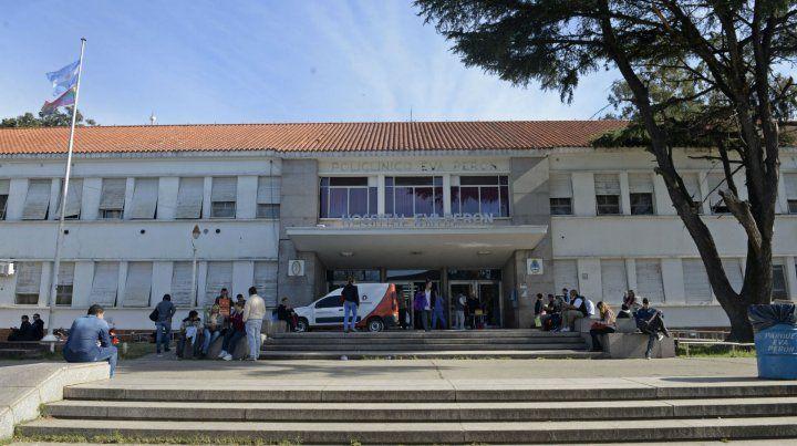 Las víctimas fueron atenidas en el Hospital Eva Perón.