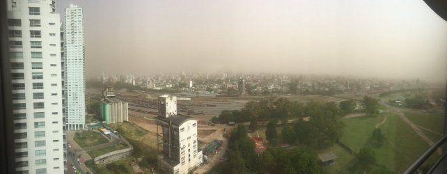 Las imágenes que dejó la inclemente tormenta que azotó a la región