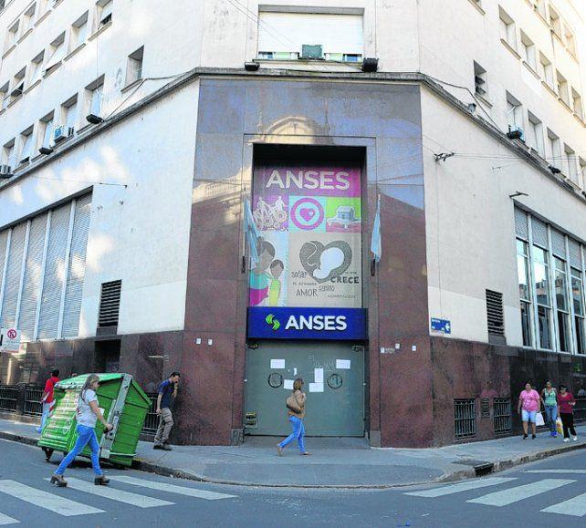 Las oficinas céntricas de Ansés.