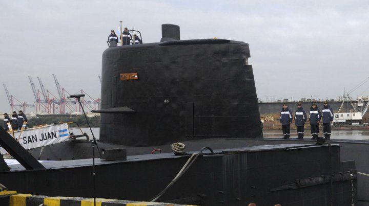 Nada se sabe del submarino San Juan desde el miércoles pasado.