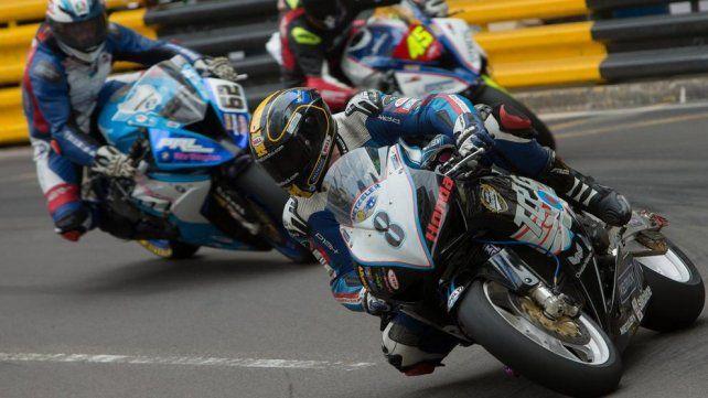 Un motociclista murió en un terrible accidente en el Gran Premio de Macao