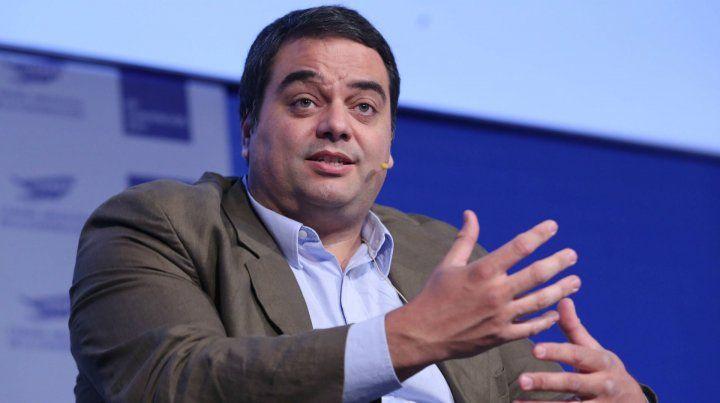 Argumentos. Jorge Triaca salió a hablar sobre el proyecto de reforma laboral