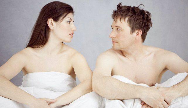 La mayoría de las relaciones sexuales bajo estrés son poco o nada satisfactorias