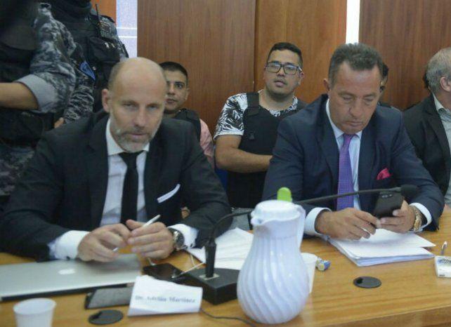 Los abogados defensores de Los Monos, en la mira de la fiscal María Eugenia Iribarren.