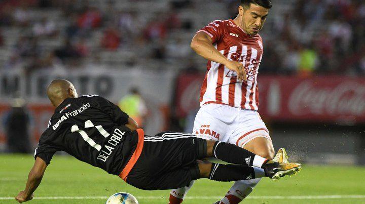 River le ganó a Unión en el adelanto de la Superliga