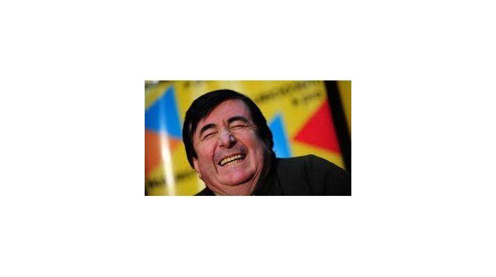 risas. Jaime Durán Barba se divierte con quienes lo critican.