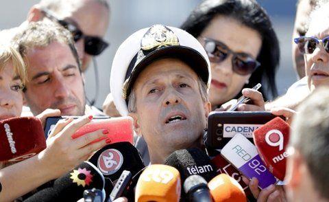 capitán balbi: Manejamos todas las hipótesis