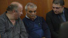 acusados. Angel Delmastro y Gustavo Gula Pereyra(izquierda y centro), dos ex policías.