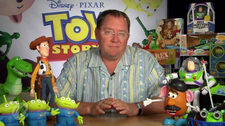 El creador de Toy Story abandona Pixar tras una denuncia de acoso sexual