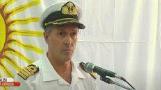 la armada confirmo que el submarino sufrio una explosion