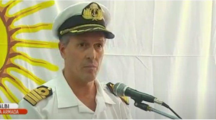 No hay indicios de ataque, aseguró el vocero de la Armada