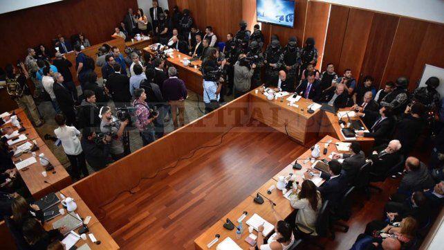 La hipótesis es que Martín Paz fue ejecutado por una deuda impaga, dijo uno de los testigos