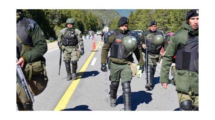 Confirman que la bala que mató al joven mapuche es similar a las que usa Prefectura