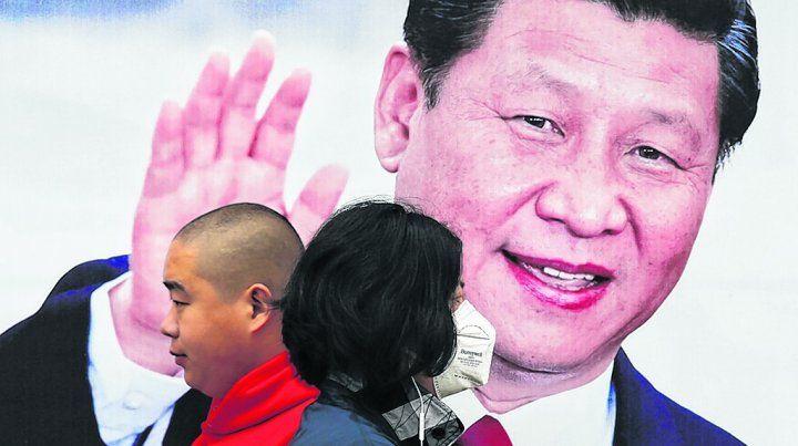 Llamado. El líder chino quiere actualizar los baños públicos con el objetivo de mejorar la higiene comunal.