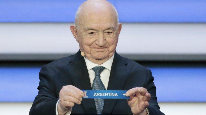 Argentina debuta en el Grupo D ante Islandia, y luego jugará ante Croacia y Nigeria