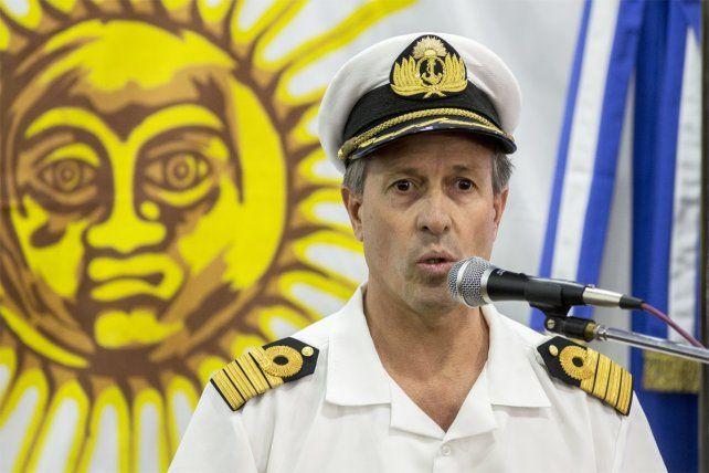 Sin rastros. El contacto detectado por el buque Angelescu no se corresponde con el ARA San Juan.