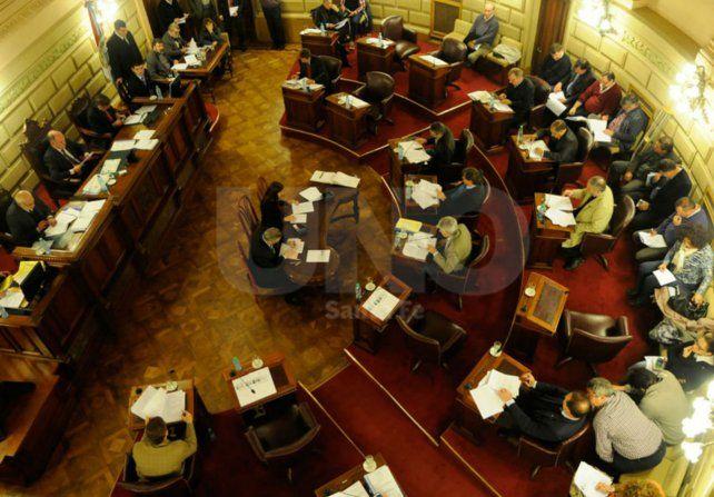 Legislatura. La modificación del mecanismo de remoción de fiscales y defensores fue aprobado el jueves.
