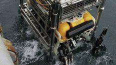 Prueba. Video del Panther Plus y la hélice del San Juan en astillero.