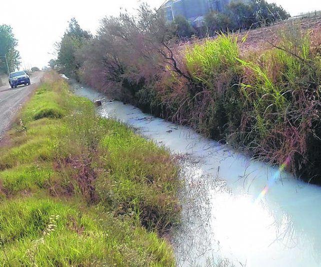 El canal habría recibido veneno tras el lavado de aplicadores.