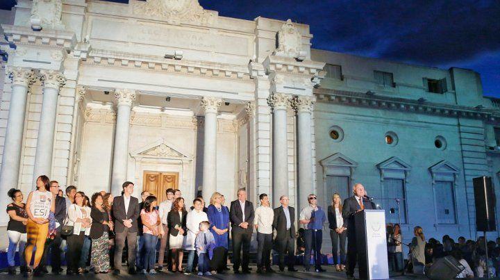 Lifschitz presentó el proyecto de la nueva ley de educación