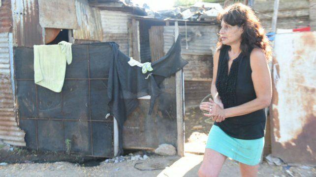 Mónica Díaz, la abuela de las criaturas heridas, contó lo ocurrido.