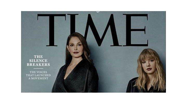 Time nombró personalidades del año a quienes denunciaron acoso sexual