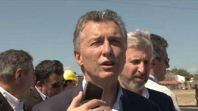 Macri: La prioridad es encontrar el submarino