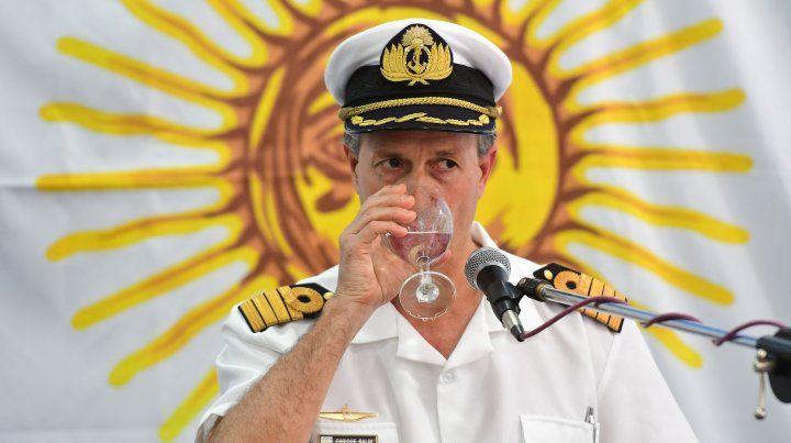 No son llamadas de emergencia, aclaró Balbi sobre las comunicaciones del ARA San Juan