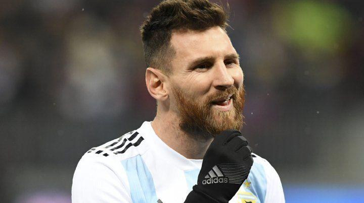 Messi: Si nos va mal en el Mundial, tenemos que desaparecer