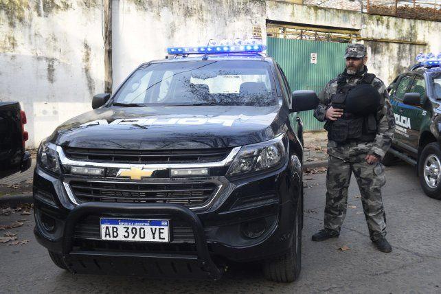 La Policía de Investigaciones (PDI) realizó allanamientos.