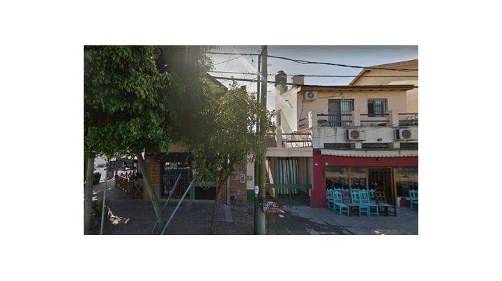 El femicidio ocurrió en San Isidro.