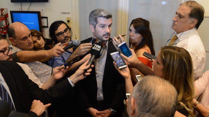 Peña: Los argentinos conocen al presidente y saben que él no vino a manipular la Justicia