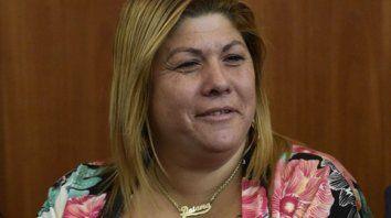 La ex del Pájaro Cantero, Lorena Verdún, fue condenada esta tarde.