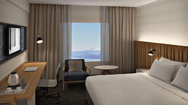 105 habitaciones de 23 m2 completamente equipadas. Es posible invertir en unidades enteras o de manera fraccionada.