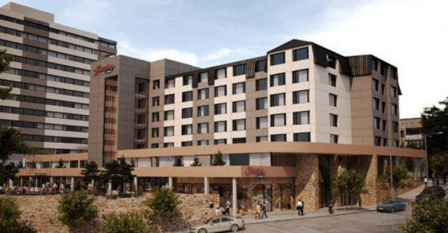 El hotel tendrá 4042 m2 integrados a un complejo de usos mixtos cuatro veces mayor.