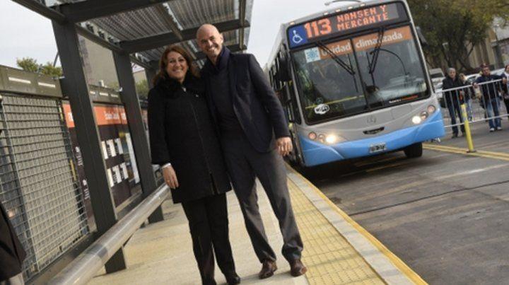 reclamos a nación. Fein volvió a perdirle al Ministerio de Transporte  que conduce Guillermo Dietrich más subsidios nacionales para el  interior.