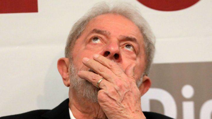 El expresidente brasileño.