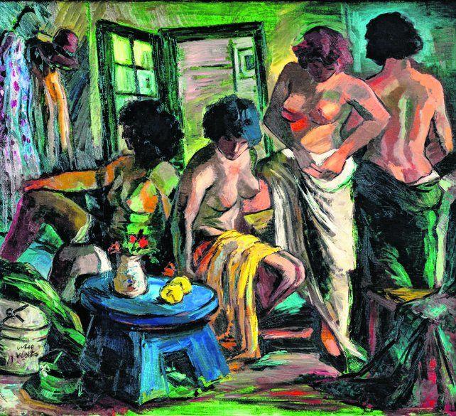 La mesa azul (1940)