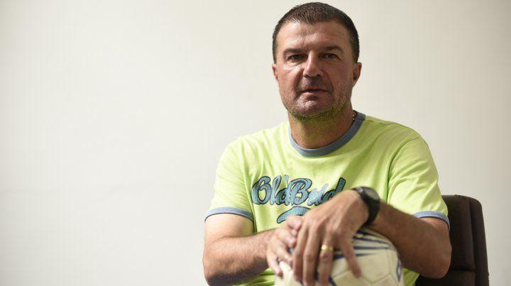 Raggio: No tuve carácter para dirigir en Newells