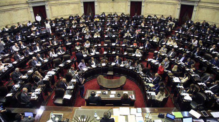 El oficialismo se encaminaba a aprobar el proyecto de reforma previsional en Diputados