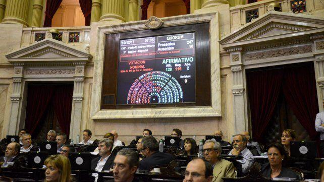 Cómo votaron los diputados santafesinos la reforma jubilatoria