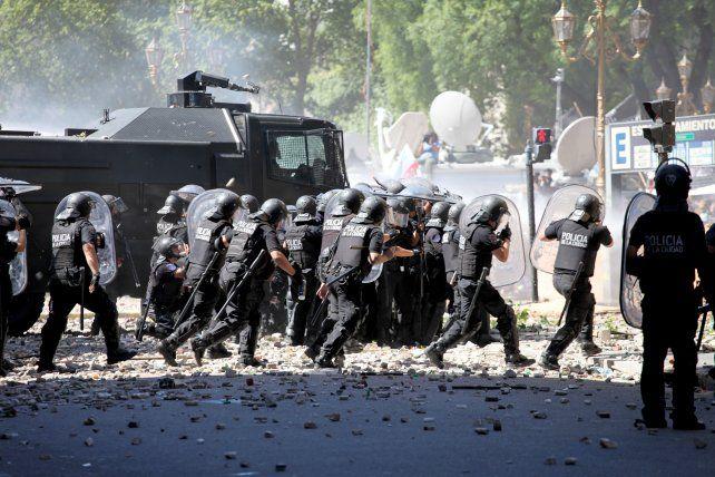 El Sindicato de Prensa repudió la agresión a periodistas