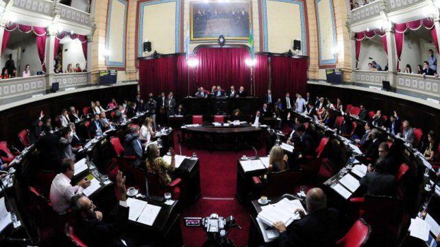 El proyecto integraba el paquete de leyes enviado por la gobernadora Vidal.