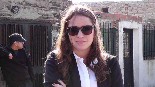 La fiscal Valeria Haurigot.