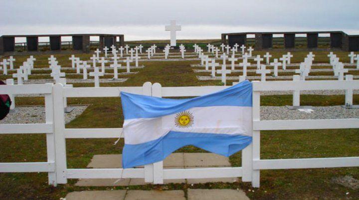 Identificaron a 88 de los caídos en la guerra de Malvinas
